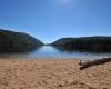 Conkle Lake beach