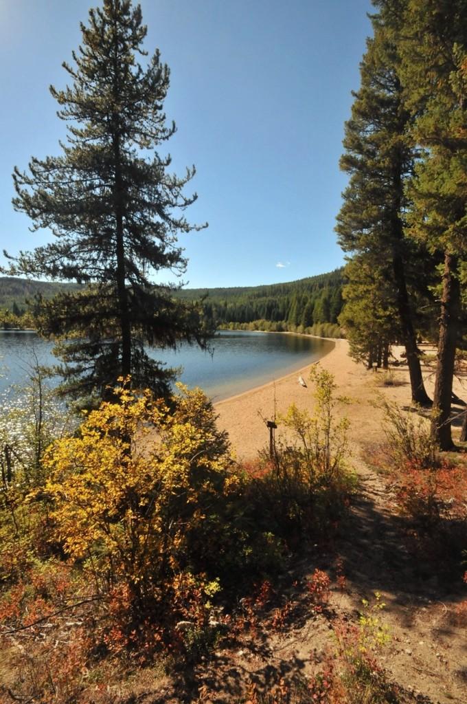 BC Parks Conkle Lake Provincial Park hidden gem discover explore BC Parks Okanagan Boundary