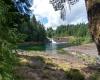 Elk Falls swimming Campbell River