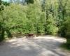 Quinsam River Camping fishing Campbell River BC Parks