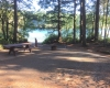 Camping Loveland Bay Vancouver Island