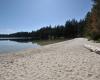 Mansons Landing Hague Lake Beach Cortes Island