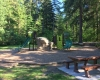 family camping Miracle Beach Provincial Park playground favourite campground