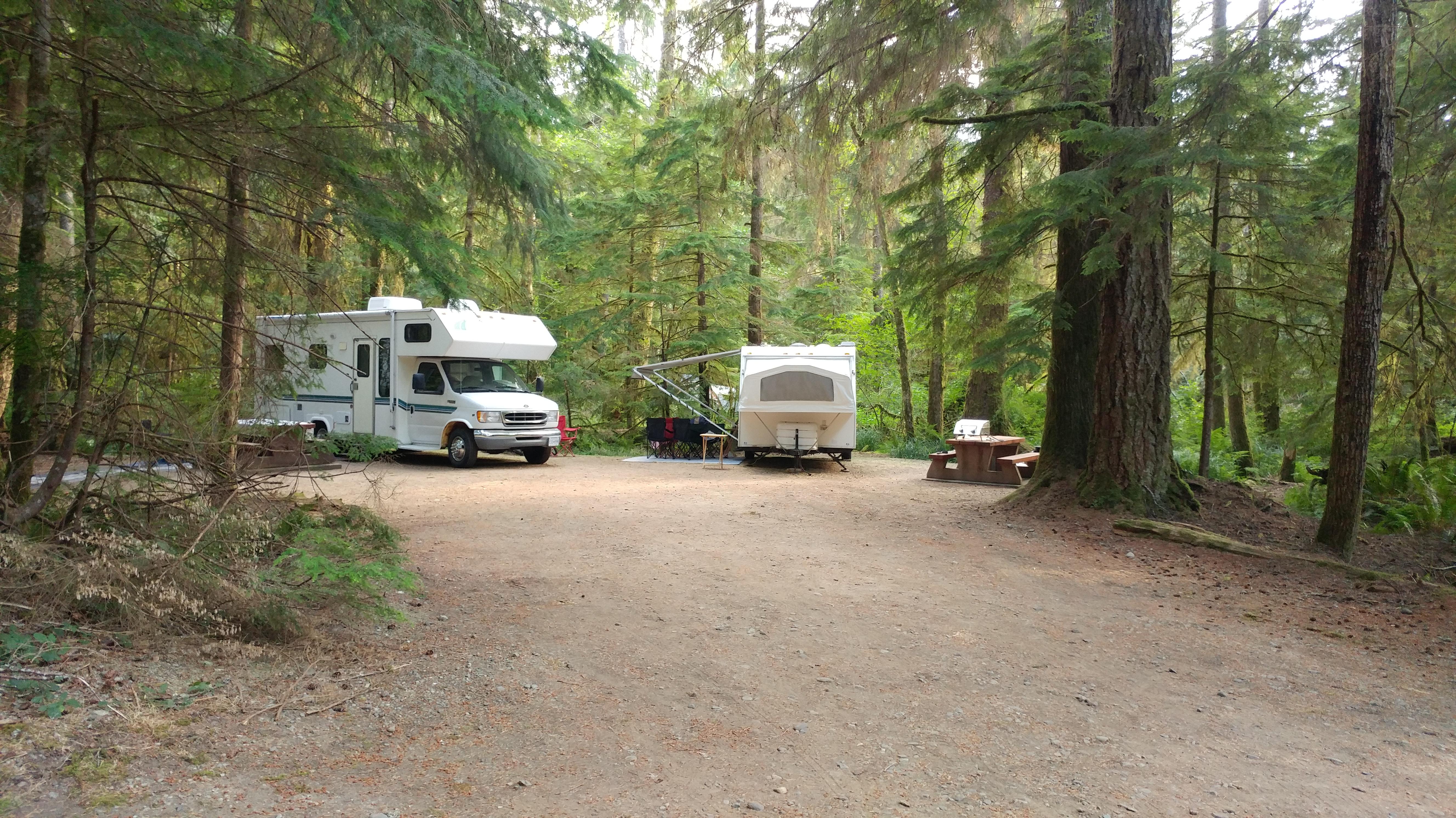 Elk Island Rv Camping