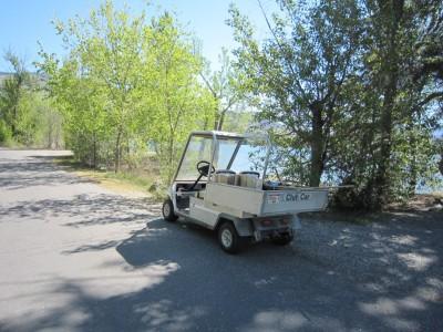 Park Operator Cart